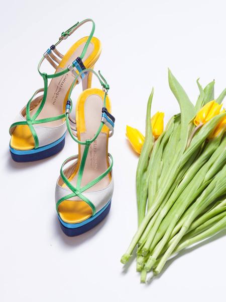 Обувь весна-лето 2015 0b4bd4892845c