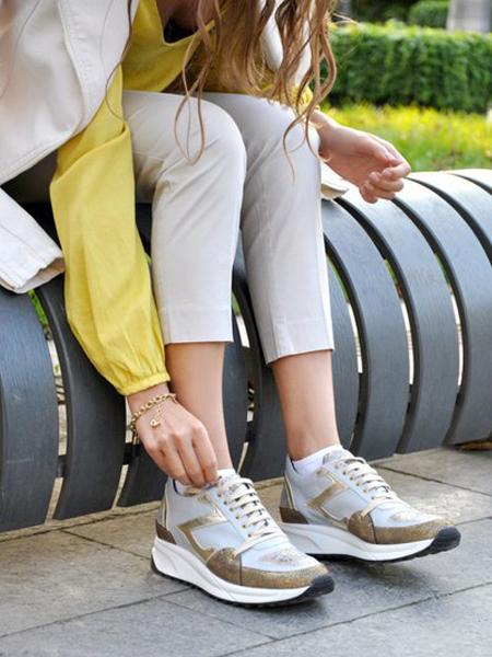20d8c2e69 Спортивные модели обуви О|З 2015. С чем носить