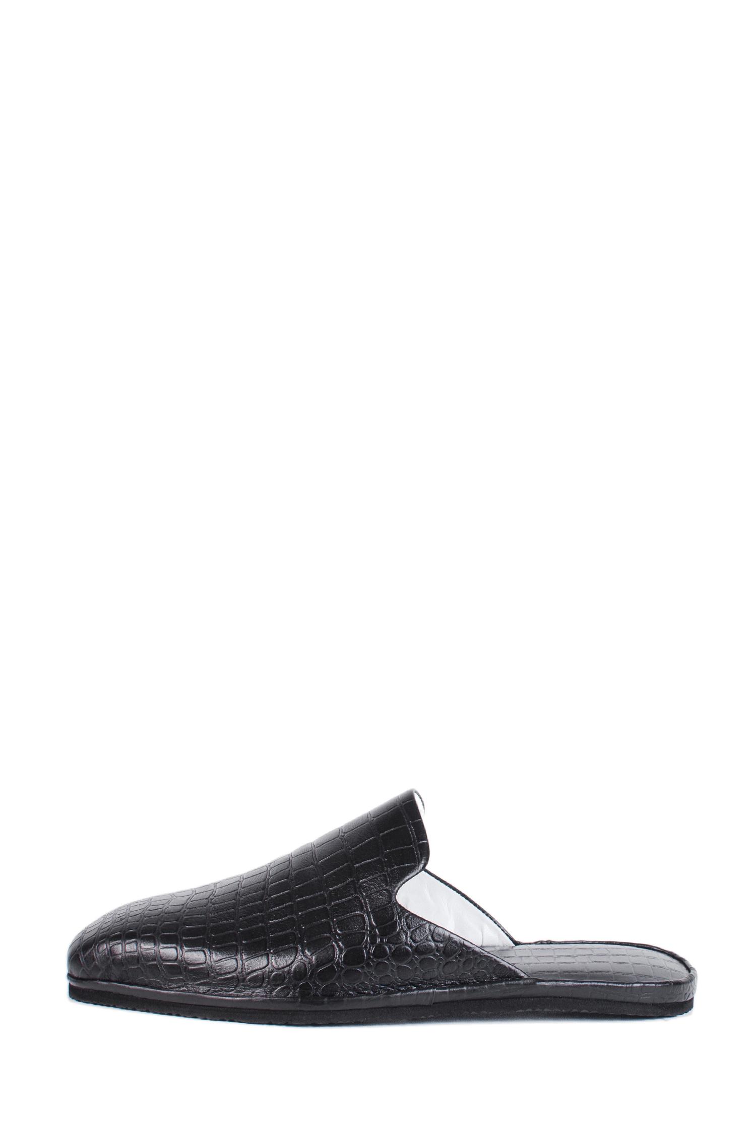 Обувь домашняя мужская