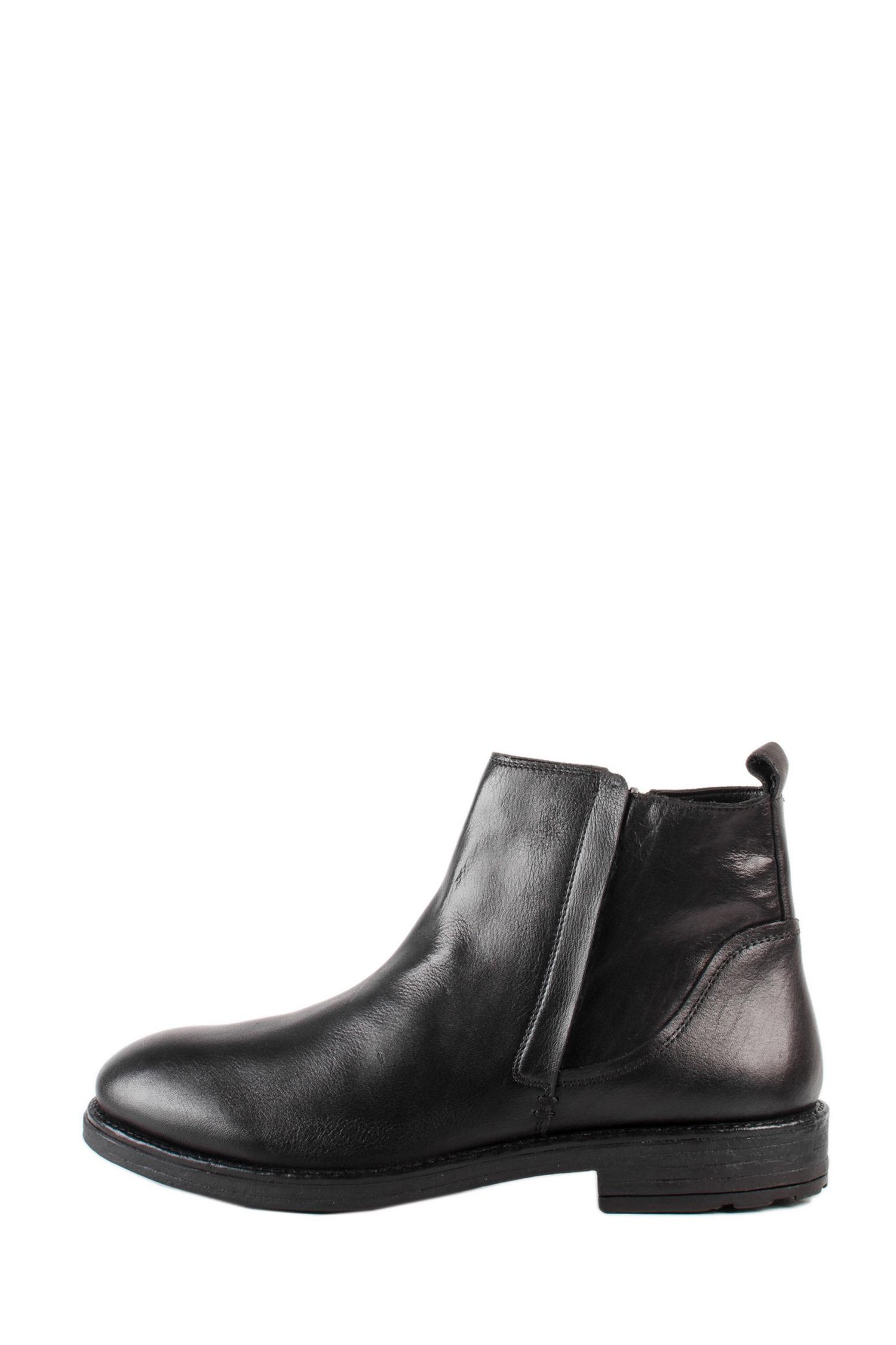 Ботинки мужские натуральный мех